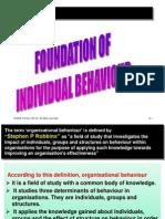 (Ch01)-Foundation of Individual Behavior - STD