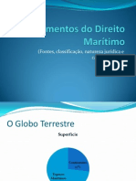 Fundamentos do Direito Marítimo