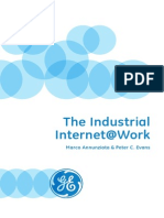 GE IndustrialInternetatWork