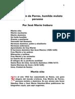 San Martc3adn de Porres Humilde Mulato Peruano Iraburu Josc3a9 Marc3ada
