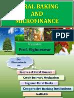 Rural Banking & Microfinance