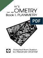 Geometry Book 1 Planimetry