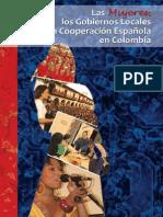 Las Mujeres, Los Gobiernos Locales y La Cooperacion Final 2011