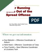 Gus Malzahn Tulsa Install Defender Association Football