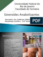 Esteroides Anabolizantes 1