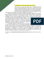 Documento - Estatutos Da Universidade de Paris