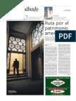 Ruta por el patrimonio amenazado (El País - 30/11/2013)