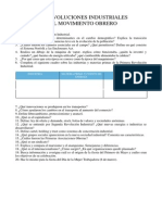 Trabajo Revoluciones Industriales y Movimiento Obrero .docx