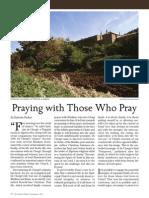 Praying With Those Who Pray