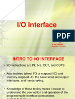 IO Interfacing