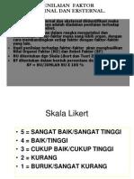 Analisa SWOT 2