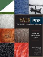 Catalogo Profesional Yahgan