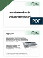 Grdan_Projekt Solarne Niskoenergetske Kuce