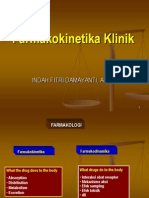 FARMAKOKINETIKA-KLINIK