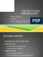 1. the Cell Cycle & Reproduction