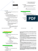 2. Compliance With Obligations - Notes - Obligations and Contracts