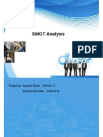 Project SWOT