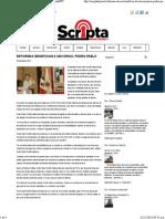 29-11-13 Reformas benefician a mayorías - Pedro Pablo