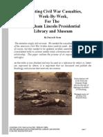 Counting Civil War Casualties