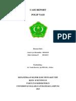 Case Report Polip Nasi Jadi