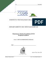 Manual para solución de problemas ENCB