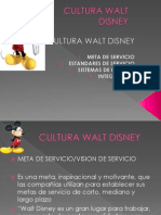 Cultura Walt Disney