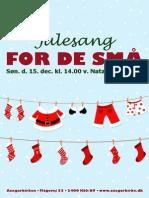 15 December 2013 julesang_børn