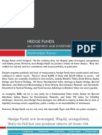 Hedge Fund Investment Strategies -Final