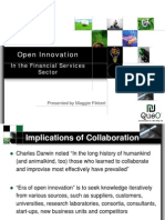 PowerPoint - Fikkert Open Innovation in the Financial Services Sector