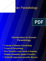 Human Parasitology Slides Intro