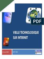 Veille Technologique sur internet