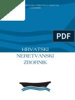 HRVATSKI NERETVANSKI ZBORNIK BR.1