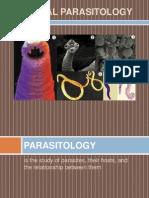Clinical Parasitology Slides