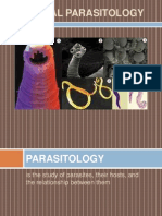 Clinical Parasitology Slides