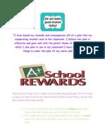 Behavior/Management Plan