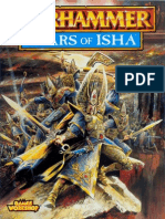 Warhammer - 5th Edition - Campaign - Tears of Isha