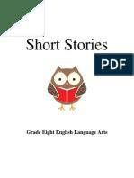 short stories unit plan