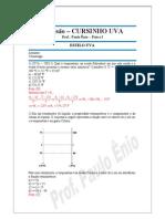 Td de Revisao Termologia Uva 2011.1 Resolvido
