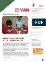 Veggie Van Newsletter December 2 2013