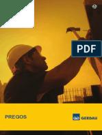 Catálogo de Pregos - Comercial Gerdau