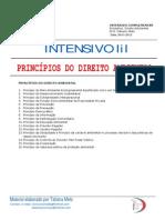 01.2 - 26-01-12 - PRINCÍPIOS (CONT.) - CONSTITUIÇÃO FEDERAL E MEIO AMBIENTE