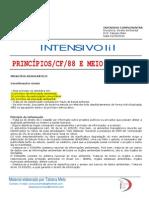 02-01-03-12 - PRINCÍPOIS (CONT.) - CONSTITUIÇÃO FEDERAL E MEIO AMBIENTE