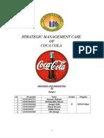 Strategic Management Case Coca Cola