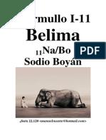 Murmullo I 11 Belima