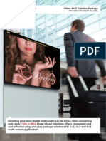 Midshire Business Systems - Sharp Video Wall Solution - Brochure