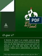 MUTIRÃO 2013