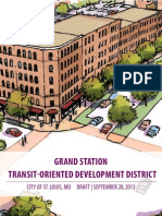 Grand Avenue TOD Overlay District - St. Louis, MO