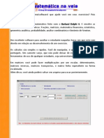 Mathsys - Um Super Software Matematico