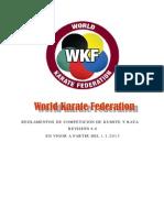 Wkf Reglamentos de Competicionv8.0
