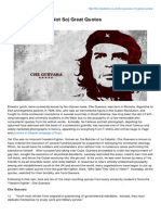 The-libertarian.co.Uk-Che Guevara in 10 Not So Great Quotes
